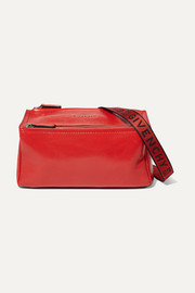 Givenchy Pandora mini washed-leather shoulder bag