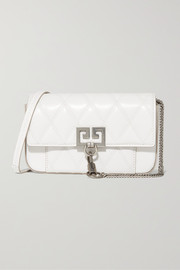 Givenchy Pocket mini quilted leather shoulder bag