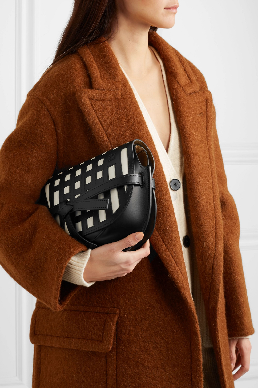 Loewe Gate leather shoulder bag