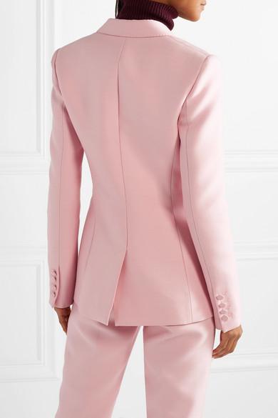 a3e866e7bfaa8 Gabriela Hearst. Sophie wool and silk-blend blazer.  2