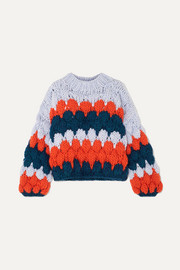 The Ugly intarsia wool sweater