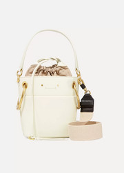 Roy mini leather bucket bag