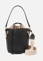 Chloé Roy small leather bucket bag