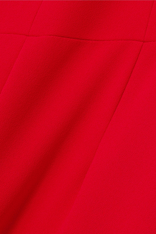 Galvan Signature crepe jumpsuit