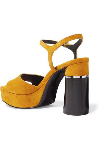 a0576c2dbc91 3.1 Phillip Lim. Ziggy suede platform sandals.  534.33. Zoom In
