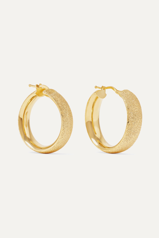 Carolina Bucci Florentine 18K 黄金耳环