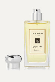 English Oak & Hazelnut Cologne, 100ml