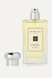 Lime Basil & Mandarin Cologne, 100ml