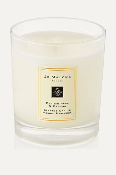 JO MALONE LONDON English Pear & Freesia Scented Home Candle, 200G in Colorless