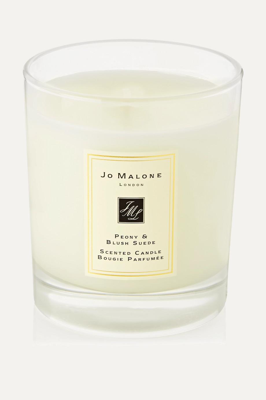 Jo Malone London Peony & Blush Suede Scented Home Candle, 200g
