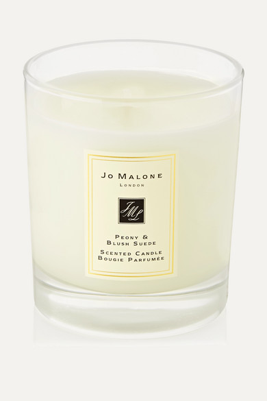 JO MALONE LONDON Peony & Blush Suede Scented Home Candle, 200G in Colorless