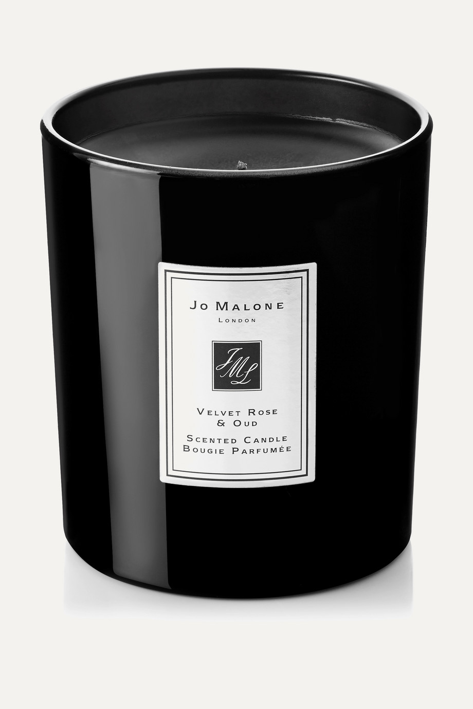 Jo Malone London Velvet Rose & Oud Scented Home Candle, 200g