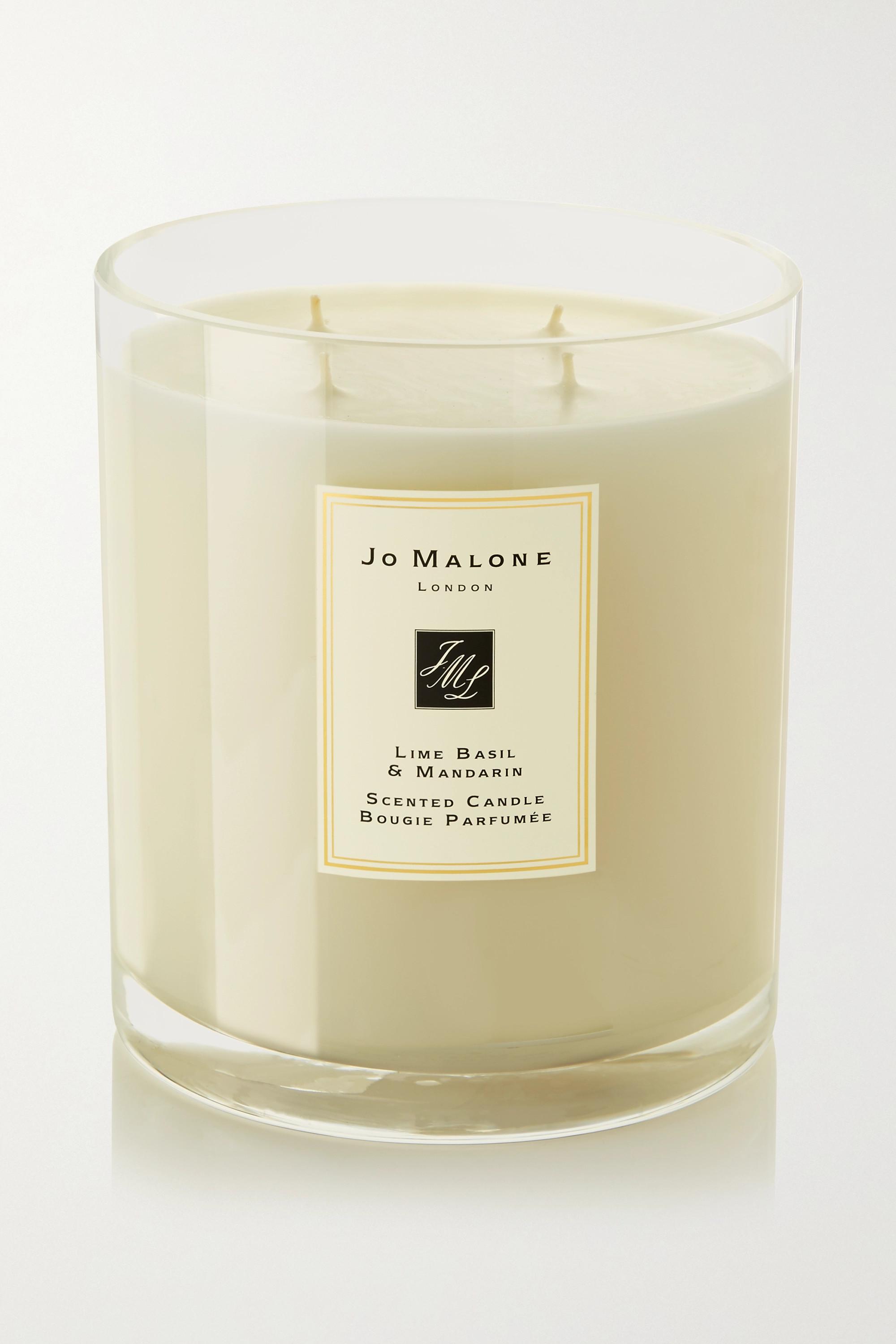 Jo Malone London Lime Basil & Mandarin Scented Luxury Candle, 2500g