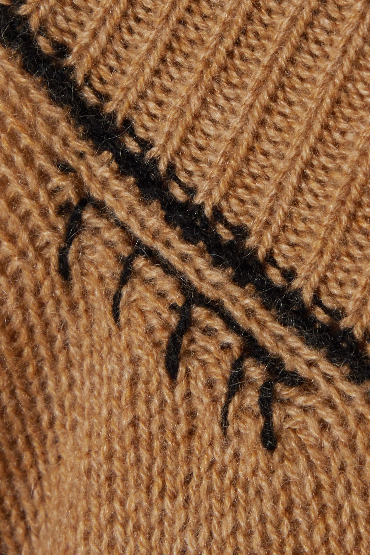 Marni Cashmere turtleneck sweater