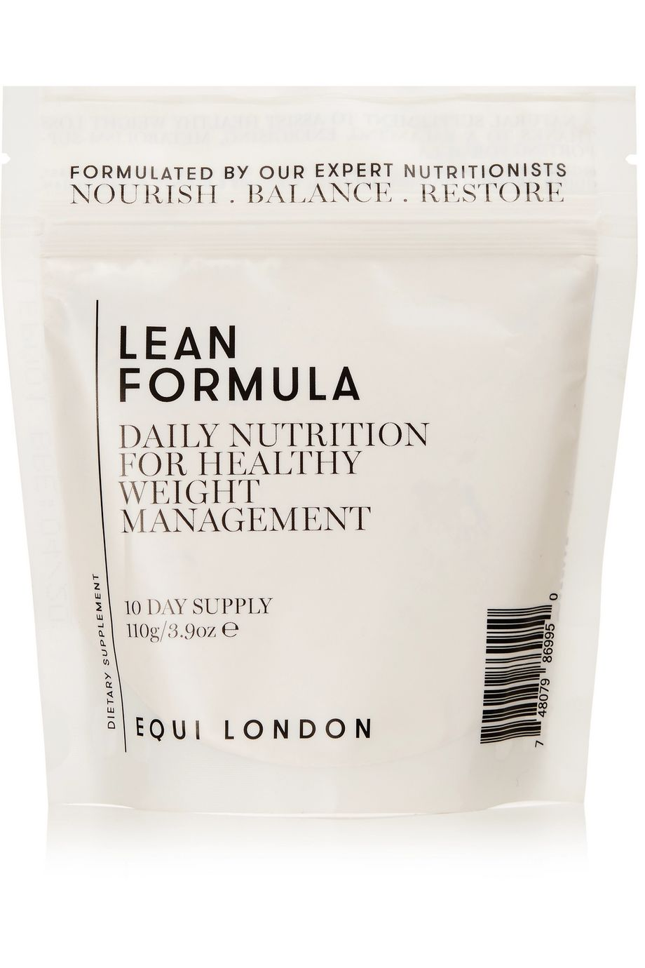 Equi London Lean Formula, 110g