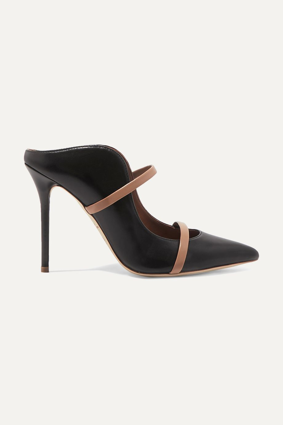 Malone Souliers Maureen 100 leather mules