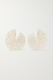 Valentino Garavani gold-tone earrings