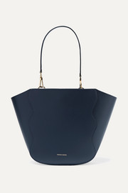 Ocean mini leather tote