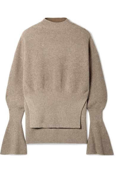 6357142c2a10 Alexander Wang   Ribbed-knit sweater   NET-A-PORTER.COM
