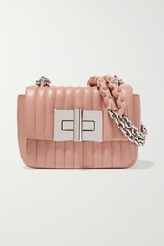 TOM FORD Natalia mini quilted leather shoulder bag