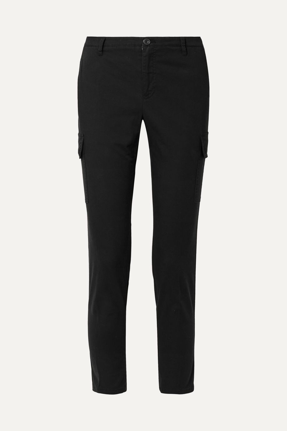 ATM Anthony Thomas Melillo Cotton-blend slim-leg pants