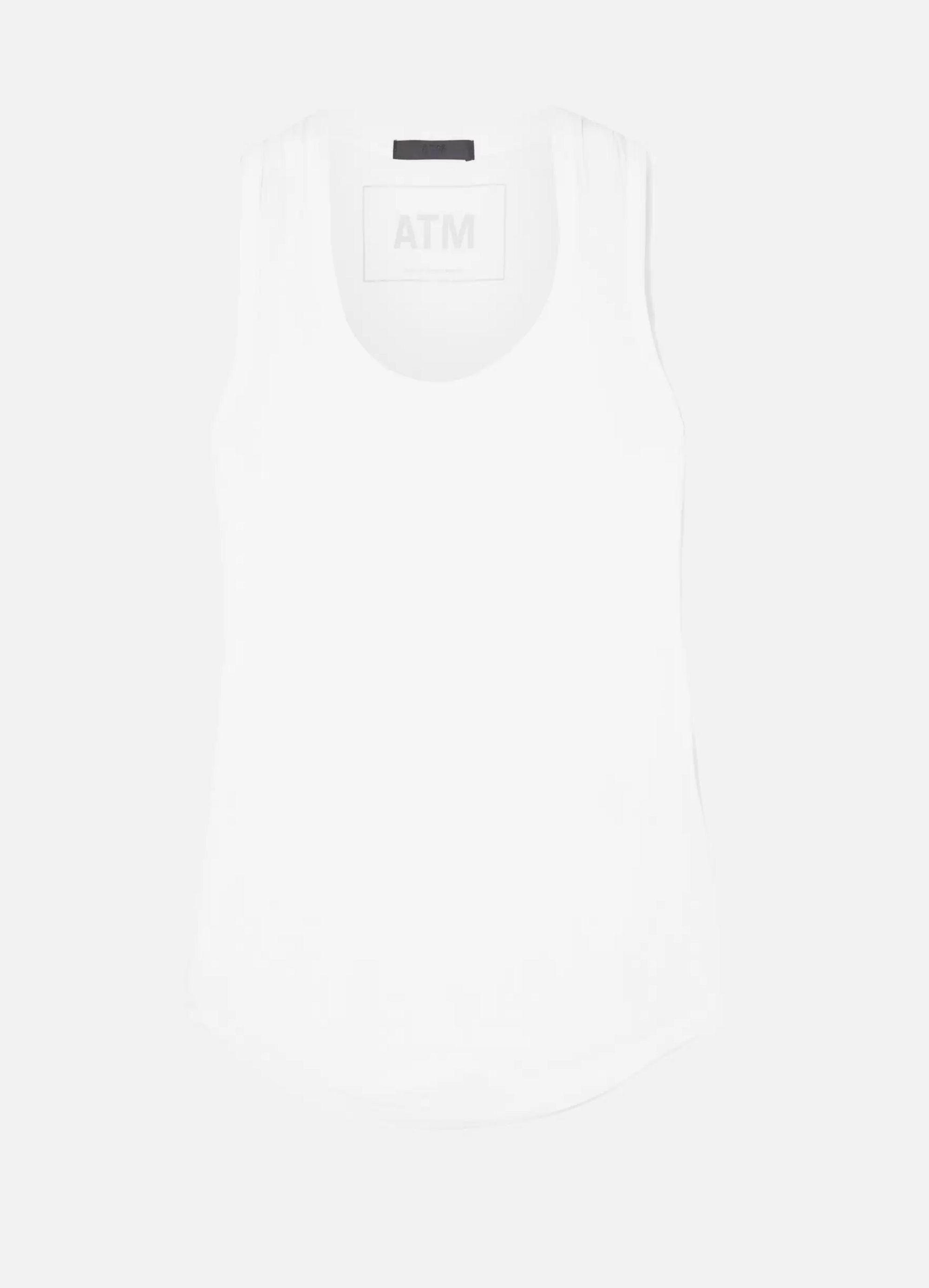 ATM Anthony Thomas Melillo Sweetheart modal-jersey tank