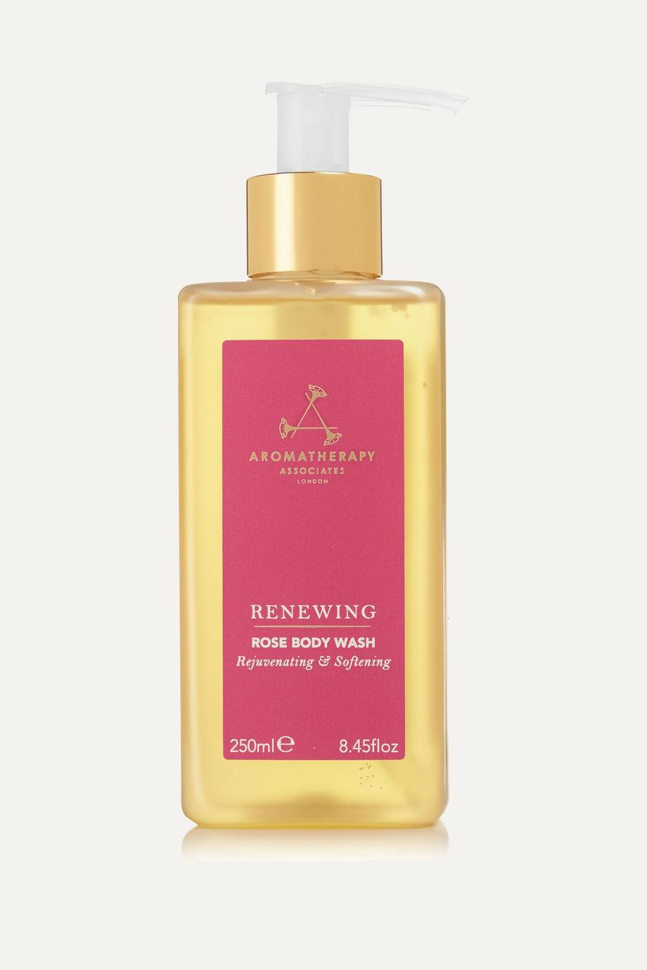 Aromatherapy Associates Renewing Rose Body Wash, 250ml
