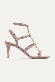 Valentino Valentino Garavani The Rockstud 70 leather sandals