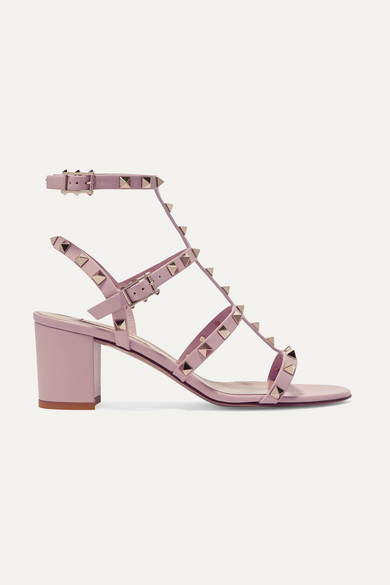 1dab6ddc2792 Valentino. Valentino Garavani The Rockstud 60 leather sandals