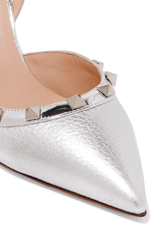 Silver Valentino Garavani The Rockstud