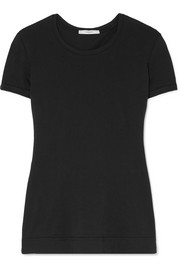 Pima stretch-cotton jersey T-shirt