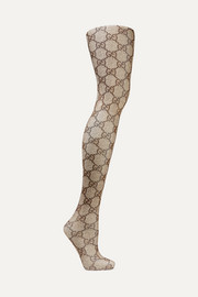 Gucci Intarsia tights