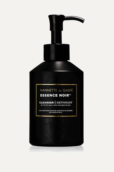 NANNETTE DE GASPÉ Art Of Noir - Essence Noir Cleanser, 200Ml in Colorless