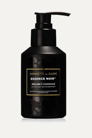 NANNETTE DE GASPÉ Art Of Noir - Essence Noir Polish, 125Ml in Colorless