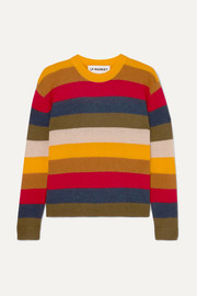 Romeo striped knitted sweater