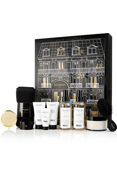 BALMAIN PARIS HAIR COUTURE 10 Day Balmain Gift Calendar 2018 - One Size in Colorless