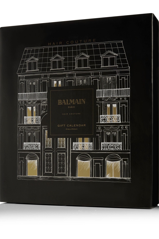 Balmain Paris Hair Couture 10 Day Balmain Gift Calendar 2018