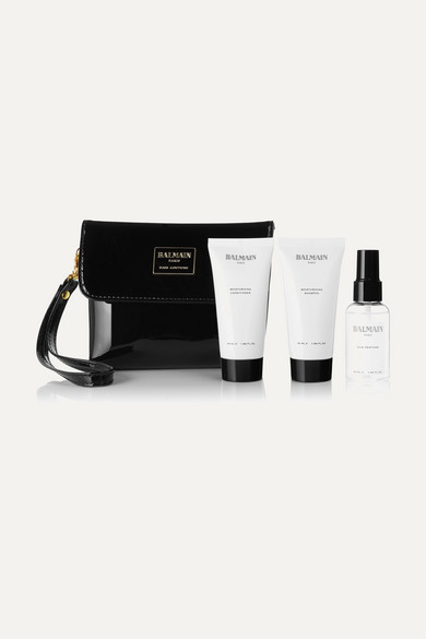 BALMAIN PARIS HAIR COUTURE Fall 2018 Gift Set in Colorless