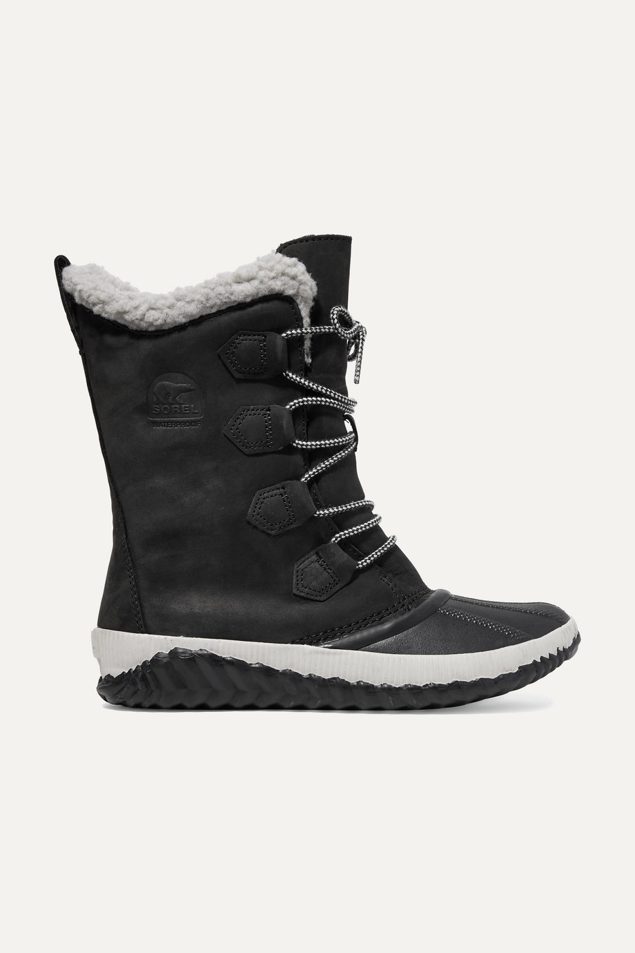 Sorel Out 'N About™ Plus leather and suede boots