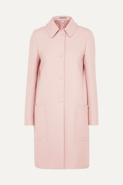 Bottega Veneta Wool-blend drill coat