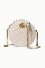 6d313ac3a9e Gucci GG Marmont Circle quilted leather shoulder bag