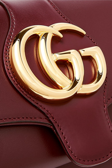 793a2c49001b Gucci | Arli small leather shoulder bag | NET-A-PORTER.COM
