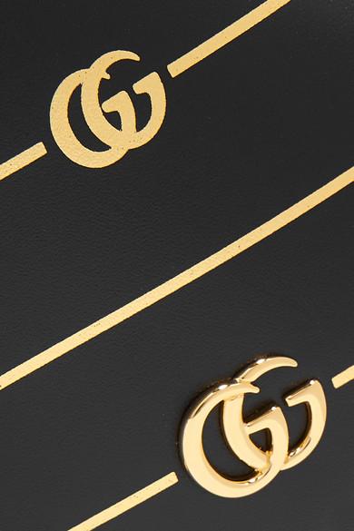 e1666da9873 Gucci. Printed leather cardholder. £330. Zoom In