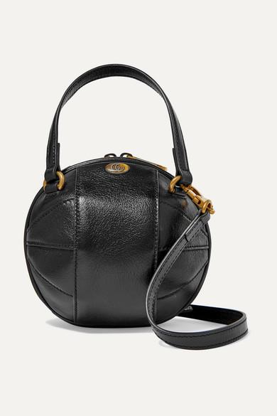 c09fbc8016 Tifosa leather shoulder bag.  1