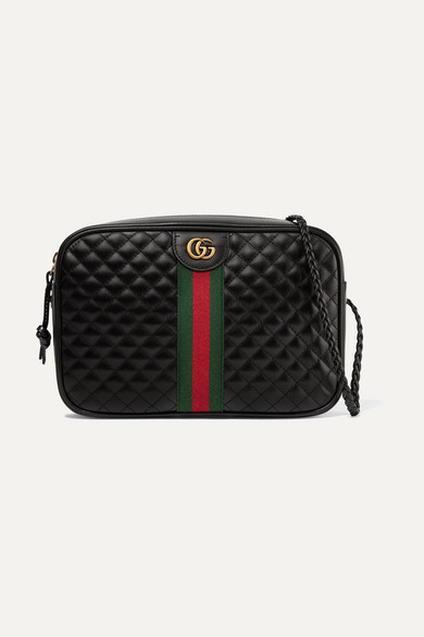 54314ad0501ac Gucci. Small quilted leather shoulder bag