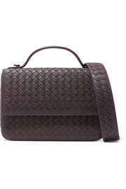 Bottega Veneta Alumna intrecciato leather shoulder bag