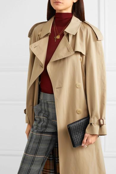 Bottega Veneta Shoulder Intrecciato leather shoulder bag