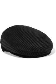 이자벨 마랑  면-코듀로이 블렌드 모자 Isabel Marant Gabor cotton-corduroy cap
