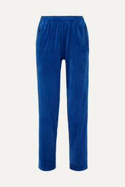 Opening Ceremony Torch stretch-velour track pants