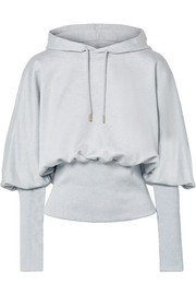 Opening Ceremony Cotton-terry hoodie